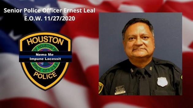 Houston Police Department via Twitter