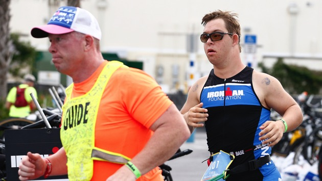 Michael Reaves/Getty Images for IRONMAN