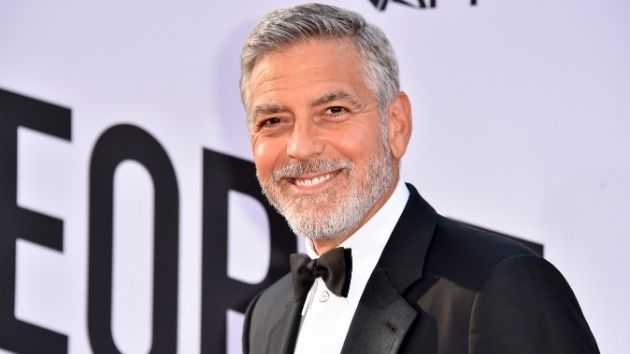 George Clooney hospitalised after losing 12kg too quickly