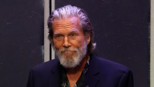 Jeff Bridges says he's 'feeling good' two months after lymphoma diagnosis