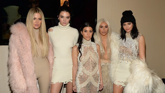 Kevin Mazur/Getty Images for Yeezy Season 3
