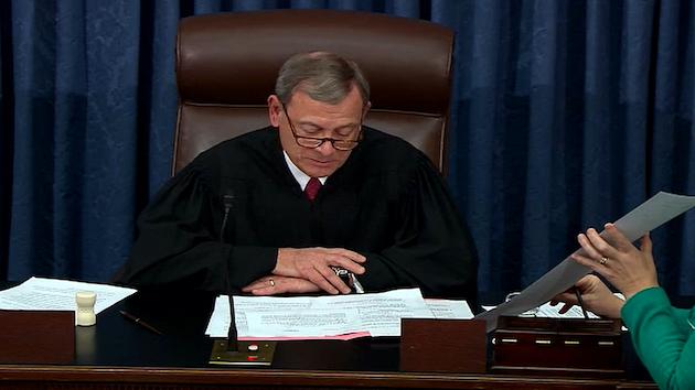 Senate Television via Getty Images
