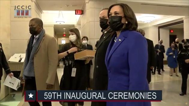 Handout/Biden Inaugural Committee via Getty Images