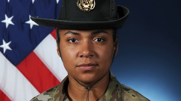 Staff Sergeant Jessica Mitchell is seen in this undated photo. (United States Air Force)