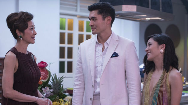 """Crazy Rich Asians"" - Sanja Bucko/Warner Bros. Pictures"