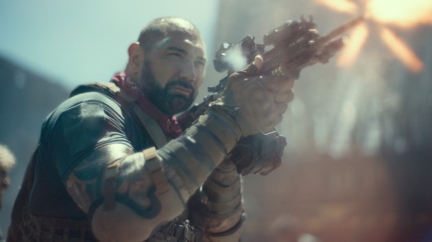 """Dave Bautista in """"Army of the Dead"""" - Netflix"""