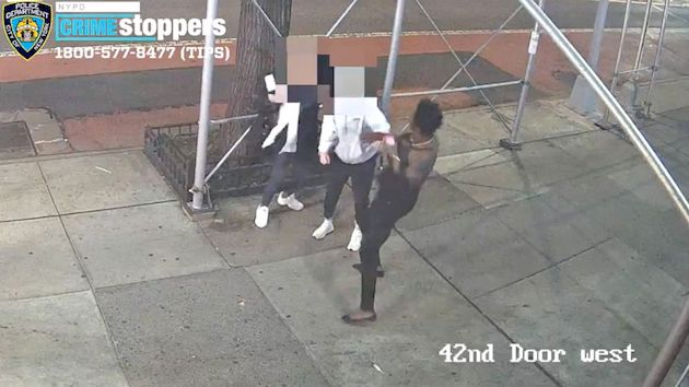 New York Police Dept.