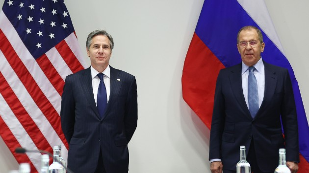 Russian Foreign MinistryTASS via Getty Images