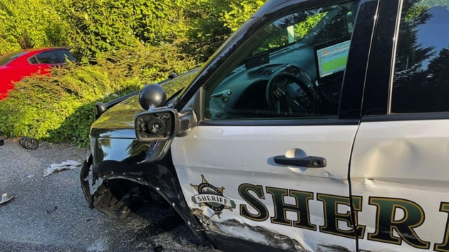 Snohomish County Sheriff's Office/Facebook