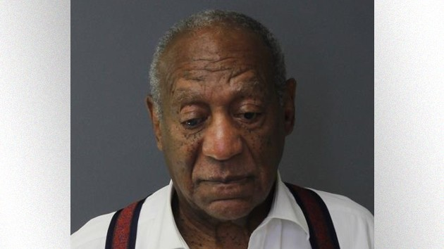 Cosby in 2018 -  Montgomery County Correctional Facility via Getty Images