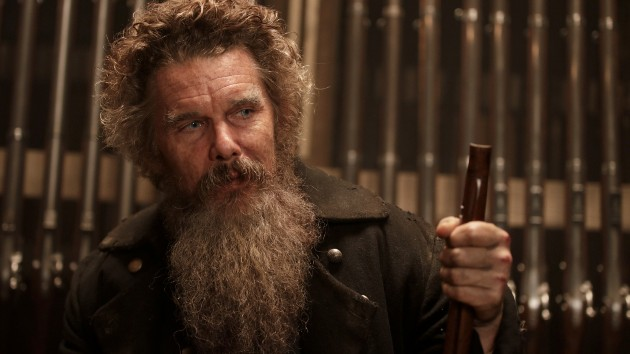 Ethan Hawke as John Brown in The Good Lord Bird. Photo Credit: William Gray/SHOWTIME.