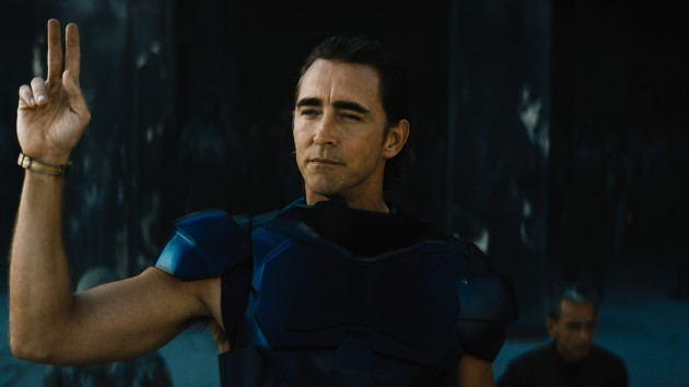 Lee Pace as Emperor Day -- Apple TV+