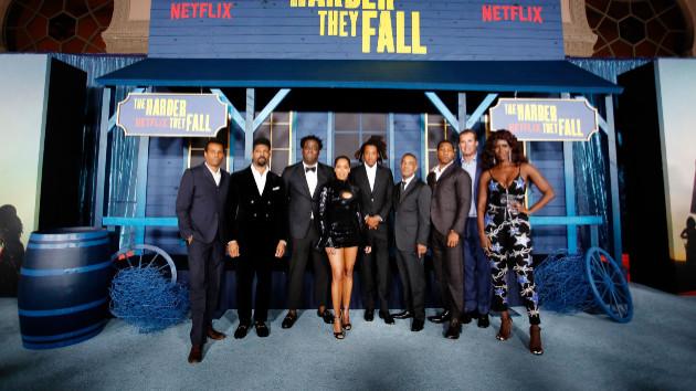 Rachel Murray for Netflix