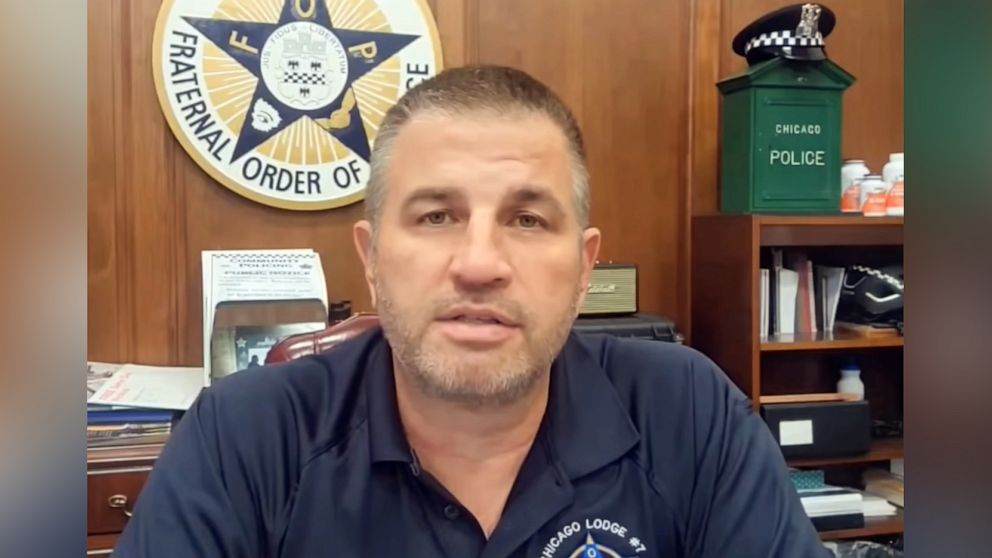 FOP Chicago Lodge 7/YouTube